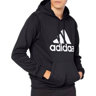 adidas - 【未使用】adidas アディダス スウェットパーカー ブラック