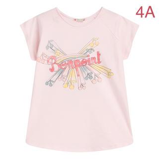 Bonpoint - 新品未使用  Bonpoint  Tシャツ  4ans