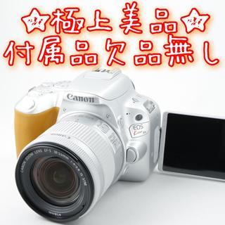 Canon - ★元箱、付属品欠品無し★人気の一眼レフ★キヤノン EOS kiss X9