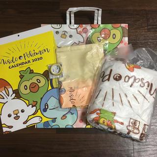 ポケモン(ポケモン)のポケモン ミスド 福袋 2200円分(キャラクターグッズ)