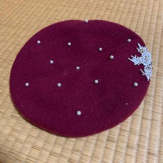 アクシーズファム(axes femme)のベレー帽♡アクシーズファム(ハンチング/ベレー帽)