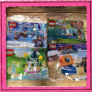 Lego - レゴ 女の子 ミニセット ディズニー プリンセス フレンズ ルーシー