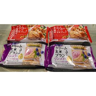 アサヒ(アサヒ)のクリーム玄米ブラン各種(菓子/デザート)