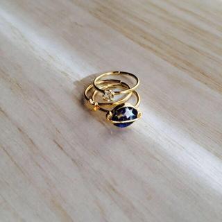 星空ピンキーリング(リング(指輪))