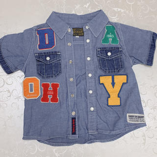 daddy oh daddy - Daddy oh Daddy デニムシャツ