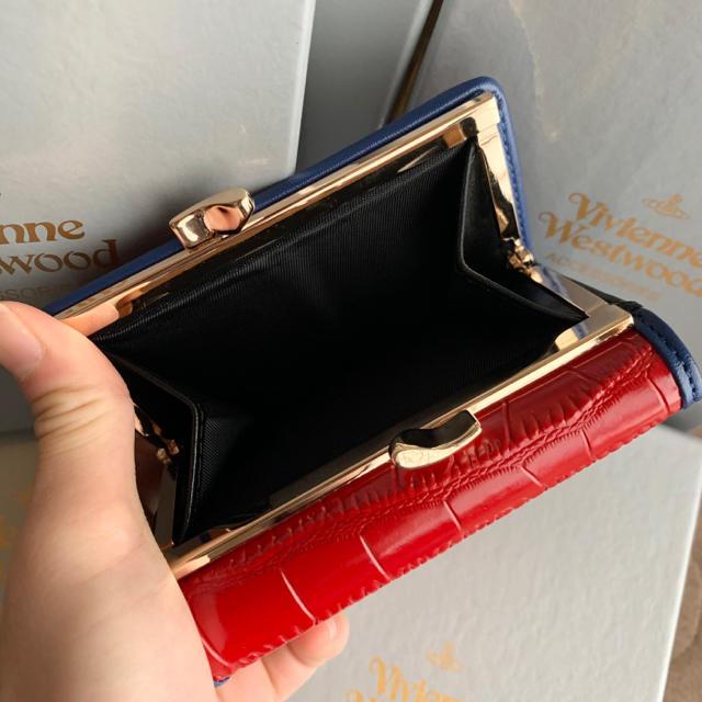 Vivienne Westwood(ヴィヴィアンウエストウッド)のヴィヴィアンウエストウッド財布 レディースのファッション小物(財布)の商品写真