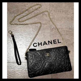 CHANEL - 【CHANEL】カメリア3WAYバッグ