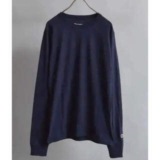 Champion - 新品未使用 チャンピオン ロングTシャツ ネイビー