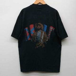 VINTAGE Hank Williams Jr USA製 Tシャツ L
