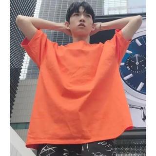 Champion - 新品未使用 チャンピオン  Tシャツ オレンジ