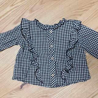 ZARA KIDS - ZARA baby チェックシャツ