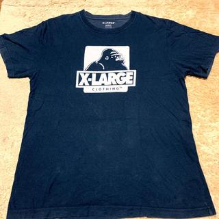 XLARGE - XLARGE 黒Tシャツ