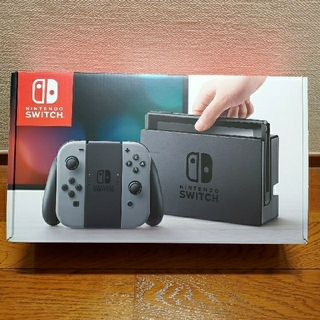 Nintendo Switch - Nintendo Switch(スイッチ)本体 /Joy-Con(L)/(R)