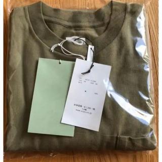 Drawer - 新品 scye basics ポケットTシャツ 38