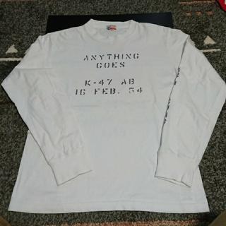 バズリクソンズ(Buzz Rickson's)のバズリクソンズ 長袖Tシャツ ロンT  S(Tシャツ/カットソー(七分/長袖))