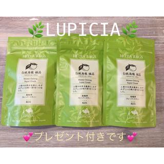ルピシア(LUPICIA)の🌿白桃烏龍極品🌿ルピシア✨3個セット✨プレゼント付きです💕(茶)