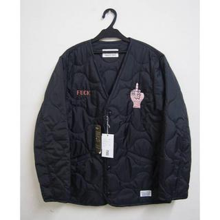 ワコマリア(WACKO MARIA)のWACKO MARIA キルティングジャケット 定価¥48400(ブルゾン)