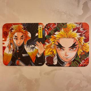鬼滅の刃 アートコースター 煉獄杏寿郎