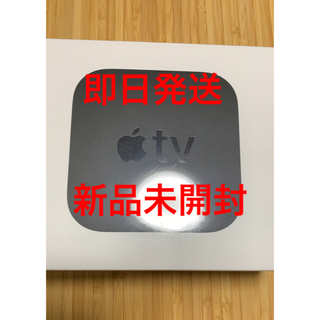 Apple - Apple TV 4K 32GB MQD22J/A