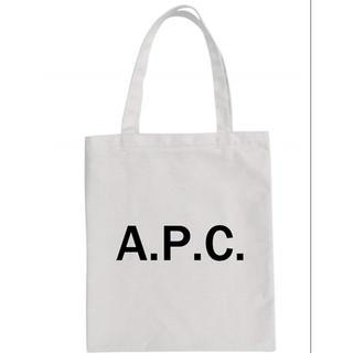 A.P.C - chibiくん様専用  apcトートバッグ ホワイト