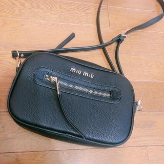 miumiu - miumiuショルダーバッグ