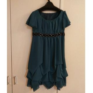 エニィスィス(anySiS)のドレス anysis(ミディアムドレス)