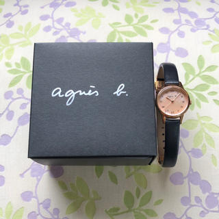 アニエスベー(agnes b.)のアニエスベー  ㉖ 腕時計・稼動品✨(腕時計)