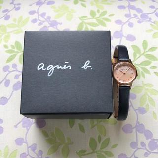 agnes b. - アニエスベー  ㉖ 腕時計・稼動品✨