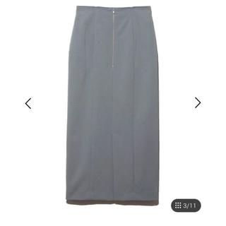 snidel - 新品シンプルタイトスカート*送料込