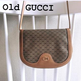 Gucci - OLD GUCCI ショルダーバッグ ポシェット