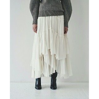 Drawer - casa fline cotton skirt