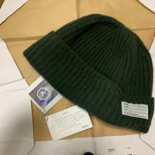 VISVIM - visvim wool knit beanie
