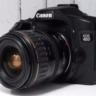 Canon - ★超人気★Canon EOS 40D レンズキット