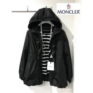 MONCLER - 購入証明書あり◇新品 モンクレール ナイロンジャケット◇黒 12A◇14A