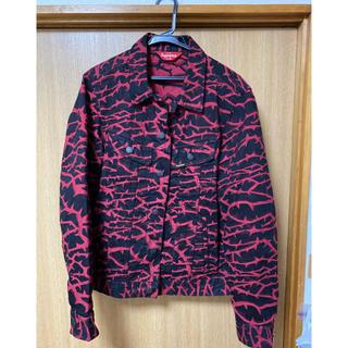 Supreme - 【ショーンパブロ着】supreme thorn trucker jacket S