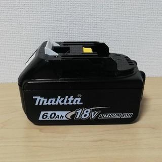 マキタ(Makita)のmakita 18V 6.0Ah バッテリー マキタ(その他)