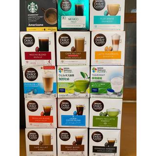 ネスレ(Nestle)の15種 28カプセル ドルチェグスト バラエティ(コーヒー)