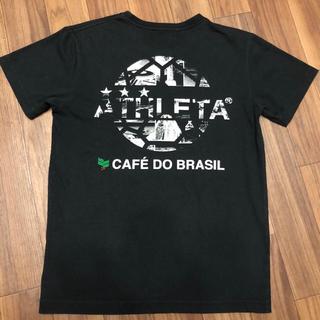 ATHLETA - アスレタ 半袖 Tシャツ Sサイズ☆ブラック サッカー