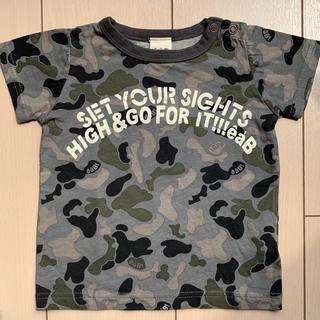 新品 eaB Tシャツ 80