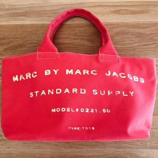 MARC BY MARC JACOBS - MARC BY MARC JACOBS キャンバストートバッグ L/大