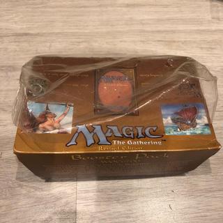 マジック:ザ・ギャザリング - リバイスドブースター 英語1つ新品!