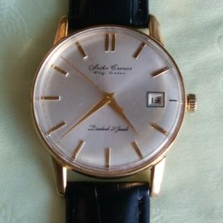 SEIKO - 【レア時計】SEIKOクロノス・セルフデーター腕時計