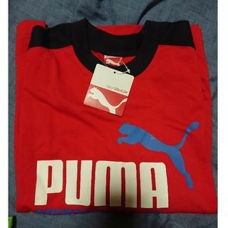 プーマ(PUMA)のプーマ長袖Tシャツ130(Tシャツ/カットソー)