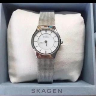 SKAGEN - 腕時計 スカーゲン 美品 シンプル 送料込み