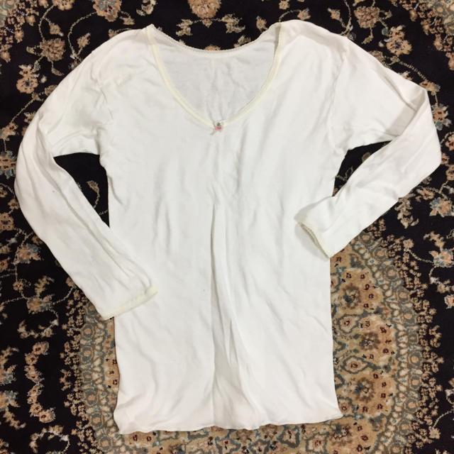 Santa Monica(サンタモニカ)の長袖インナー レディースの下着/アンダーウェア(アンダーシャツ/防寒インナー)の商品写真