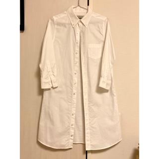 シンゾーン(Shinzone)の美品☆ MIRROR of Shinzoneシャツ(シャツ/ブラウス(長袖/七分))