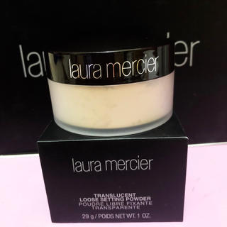 ローラメルシエ(laura mercier)の新品 ローラメルシエ トランスルーセント ルースセッティングパウダー 29g(フェイスパウダー)