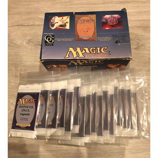 マジック:ザ・ギャザリング - レジェンド ブースター英語1パック 新品