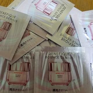 シセイドウ(SHISEIDO (資生堂))のベネフィーク バウンスジーニアス 30包(美容液)