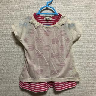 サンカンシオン(3can4on)の3can4on  トップス 新品未使用品(Tシャツ/カットソー)
